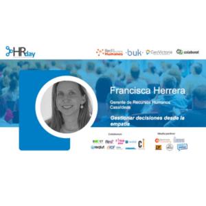 HRday 2020 – Módulo 4 – Francisca Herrera