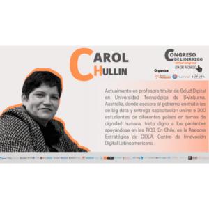 Congreso de Liderazgo 2021 – Módulo 1 – Carol Hullin