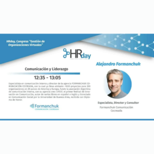 HRday 2021 – Alejandro Formanchuk