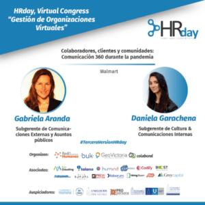 HRday 2021 – Gabriela Aranda/Daniela Garachena – Walmart Chile