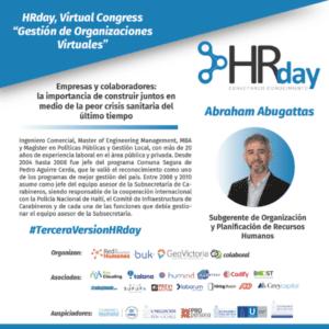 HRday 2021 – Abraham Abugattas