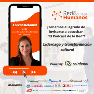 """""""El podcast de la Red""""! – Capítulo 3 – Lorena Retamal"""